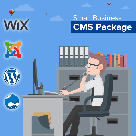 small-business-cms-package
